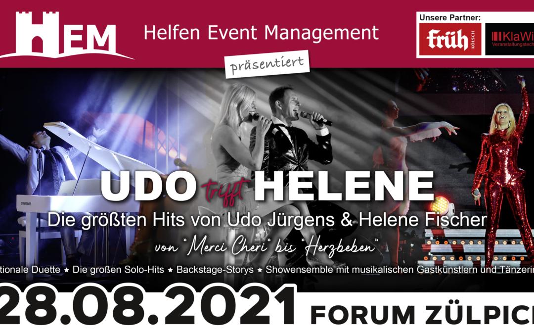 Udo trifft Helene